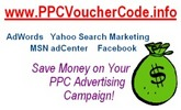 Thumbnail NEW GUIDE: Get PPC Voucher Coupon Google Adwords MSN & Yahoo